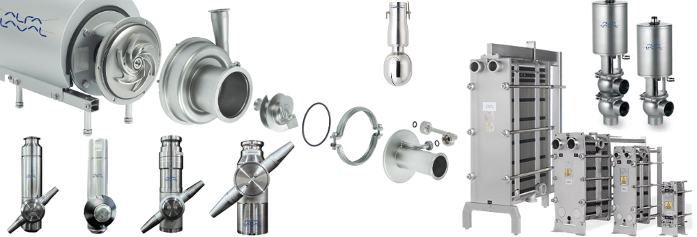 Alfa Laval Hygienic Equipment