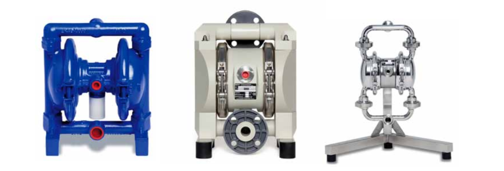 DEPA® Air-Operated Diaphragm Pumps